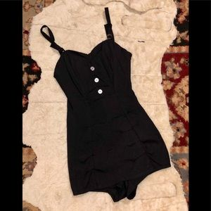 Vintage 40s Bathing Suit